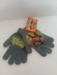 Power Rangers Jungle Fury Kids Winter GlovesRare $12.00