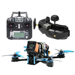 Bully 220 Carbon Fiber Racing Drone Kit with FPV Goggles ESC RC Quadcopter Gift $389.99