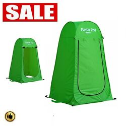 Portable Camping Shower Tent Changing Room Toilet Pop Up Privacy Beach Sun Shade $34.99