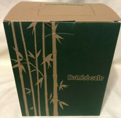 Bamboozle Food Composter Indoor Food Compost Bin for Kitchen Graphite NEW $29.99