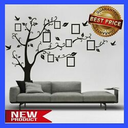 Hot DIY Removable Black Tree Decal Room Vinyl Art Decals Home Decor Wall Sticker $14.99