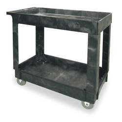 RUBBERMAID COMMERCIAL PRODUCTS 3485206 Utility Cart500 lb. Load Cap.
