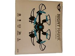 Skyrider Night Hawk Hexacopter Drone with Wi Fi Camera—Open Box new—READ $49.99