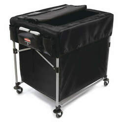 RUBBERMAID COMMERCIAL PRODUCTS 1889864 X Cart CoverLarge8 Bushel