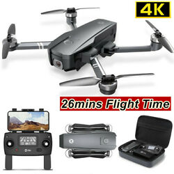 Holy Stone HS720 GPS Drone with 4K Camera Brushless FPV Foldable RC Quadcopter $169.95