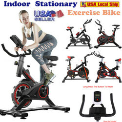 Stationary Exercise Bicycle Indoor Bike Cardio Health Cycling Home Fitness $222.74