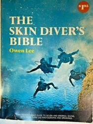 The Skin Divers Bible by Owen Lee $9.50