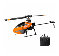 Eachine E129 2.4G 4CH 6 Axis Gyro Altitude Hold Flybarless RC Helicopter RTF $72.99