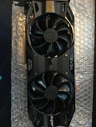 EVGA GeForce RTX 2060 SUPER SC ULTRA GAMING 8GB  ONLY 5 MONTHS USED $365.00