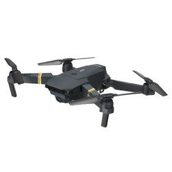 E58 WIFI FPV With 720P 1080P HD Wide Angle Camera Foldable Drone Flying Object $109.00
