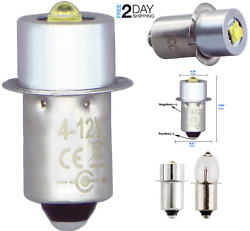 Maglite Flashlight LED Bulb Conversion Upgrade for 3 4 5 6 Cell C D Long Life $14.82