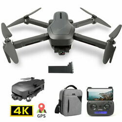 Holy Stone HS470 Foldable GPS RC Drone with 4K HD Camera Brushless Quadcopter US $159.95
