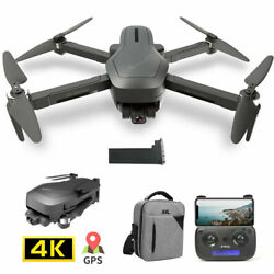 Holy Stone HS470 Foldable GPS RC Drone with 4K HD Camera Brushless Quadcopter US $159.99