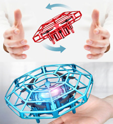 RC Drone Mini UFO Hand Control Flying Quadcopter Kid Safe Toy Gift Free Shipping $15.99