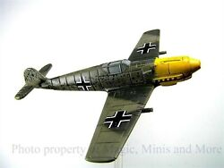 =Angels 20= BF 109E ACE #3 Axis amp; Allies Air Force miniature plane $5.98