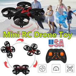 3D Flip Mini Drone RC Nano Quadcopter Best Drone for Kids and Beginners RC $19.99