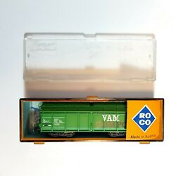 Roco N 02366 B Garbage Tipping Wagon quot;Vam Compostquot; With Original BOX Packaging $18.90