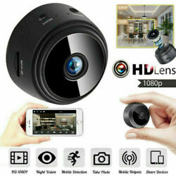 HD Mini Camera Wireless Wifi IP Home Security 1080P DVR Night Vision Remote US $20.99
