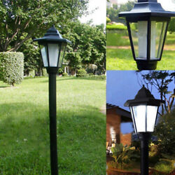 Solar Power LED Way Wall Landscape Mount Garden Fence Outdoor Lamps Light C $25.11