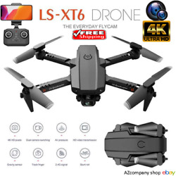 Mini Drone 4K HD Drone Camera Quadcopter FPV Drone HD Wide Angle Camera Drone $34.99