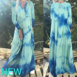Casual Boho Dresses Evening Long Sleeve Party Dress Cocktail Maxi Floral V Neck $40.81