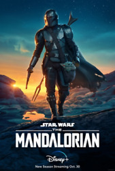 The Mandalorian Poster No Frame Poster Wall Art Decor Home Decor Style $19.80