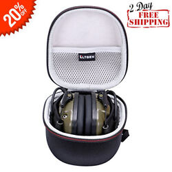 Protection Case Electronic Ear Muffs Noise Cancelling Impact Shooting Shockproof $12.99