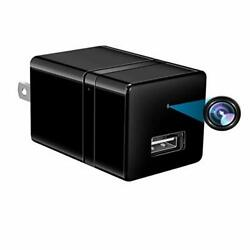 Mini Cameras USB Charger 1080P HD with Night Vision Motion $34.19