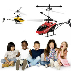 Remote Control Helicopter Toys Mini RC Infrared Induction Drone Radio Helicopter $11.99