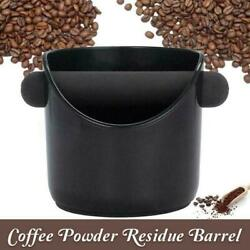 Knock Box Coffee Grounds Espresso Equipment Cafe Barista Accessories I5N6 $17.12