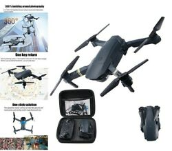 FPV Wifi Drone Quadcopter HD Camera Aircraft Foldable Selfie Toy Trajectory Flip $49.00