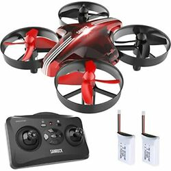 SANROCK GD65A Upgrade Mini Drones Kids And Beginners RC Helicopter Support 3D 2 $38.02
