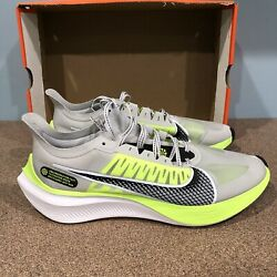 NEW Zoom Gravity #x27;Volt#x27;SKU: BQ3202 011 SIZE 12 MENS WITH BOX NO LID $42.65