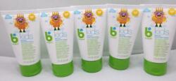 5 Tubes Babyganics Kids SPF 50 Sunscreen Lotion 2oz Exp 2 2022 Sealed Tear Free $17.49