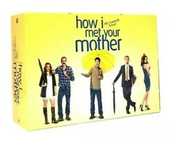 How I Met Your Mother: The Complete Series Seasons 1 9 DVD 28 Disc Box Set $48.97