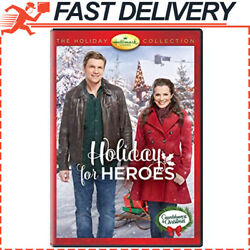 Holiday For Heroes DVD Latarsha Rose amp; Marc Blucas $13.74