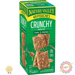 Nature Valley Oats #x27;n Honey Crunchy Granola Bars 98 ct. $19.86