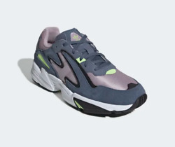 New MEN ADIDAS ORIGINALS YUNG 96 CHASM PURPLE EE7235 Shoes $34.99