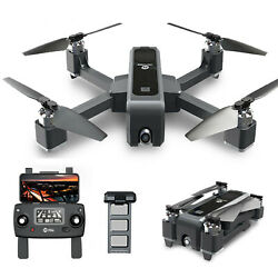 Holy Stone HS550 GPS FPV Drone with 2K HD Camera RC Quadcopter Brushless Tapfly $159.95