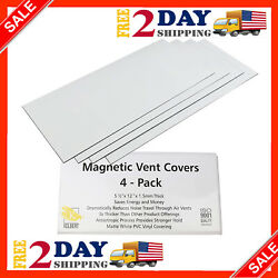 Magnetic Vent Cover Super Strong And Extra Thick Wall Floor Ceiling Covers To $28.99