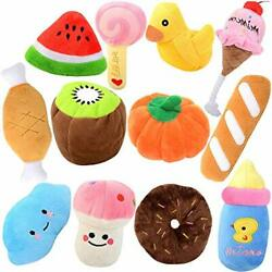 Dog Squeaky Toys 12Pack Dog Toys Squeaky Small Dog Toys Squeaky Puppy Chew $19.83