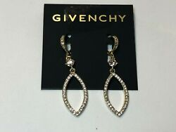 Givenchy Earrings $45 Gold Tone New Over Stock With Out Tags $9.00