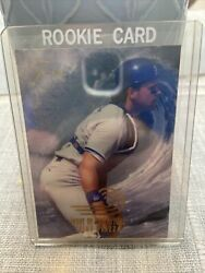 1993 Flair Mike Piazza Wave Of The Future Insert Card 12 of 20 $2.50