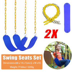 Heavy Duty Swing Seat Swing Set Accessories Swing Seat Playground Outdoor Play $40.99