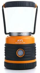 LED Camping Lantern Battery Powered with 1800LM 4 Light Modes Perfect Lantern $27.01