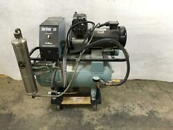 Air Techniques Airstar 22 w 1511007405 Motor Dental Compressor System 208V Ohio $1249.99