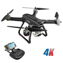Holy Stone HS700D RC Drone With 4K HD Camera FPV GPS Quadcopter Brushless Motor $185.95