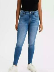 American Eagle AE Womens Next Level High Waisted Jegging Jeans $27.95