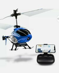 Cheerwing U12S Mini RC Helicopter with Camera Remote Control Helicopter for Kids $25.00