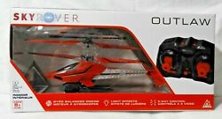 SKY ROVER OUTLAW GYRO BALANCED ENGINE LIGHT EFECTS 6 WAY CONTROL INDOOR .NEW $15.99